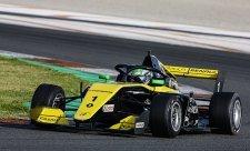 Testy formule Renault zahájil nejlépe Collet
