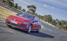 Golf GTI s novým řízením jízdní dynamiky