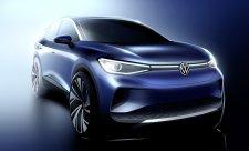 Kontrastní design Volkswagenu ID.4