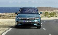 Už i Volkswagen Tiguan byl elektrifikován