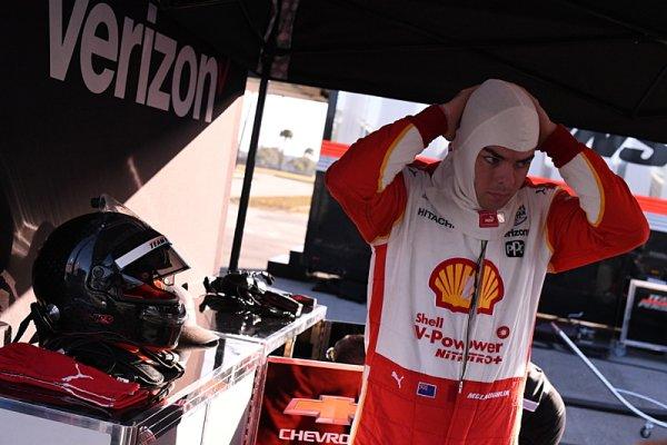 Penske dá McLaughlinovi šanci i v závodě IndyCar
