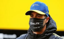 Ricciardo vidí u Renaultu zlepšení