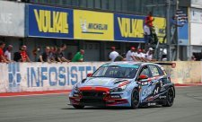 Sezonu TCR Eastern Europe zahájil nejlépe Borkovič