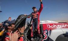 Sainz se dočkal třetího triumfu