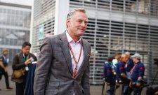 Bratches odchází z funkce marketingového ředitele F1