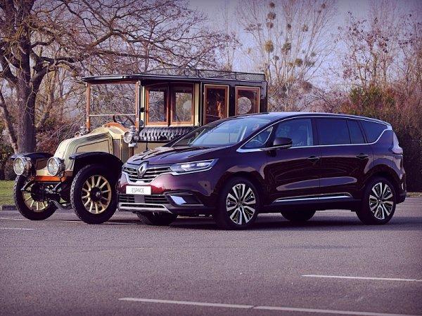Renault Espace V fáze 2 bude k objednání v březnu