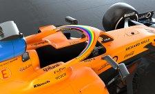 Formule 1 proti koronaviru i rasismu