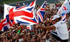 Čumilové budou v Silverstone nevítanými hosty