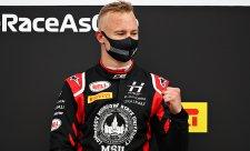 Mazepin dokonale vyškolil Schumachera