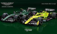 Dilema Aston Martinu – zelená nebo růžová?