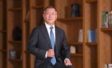 Euisun Čung novým šéfem Hyundai Motor Group