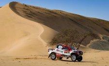 Alonso zahájil Dakar těsně za nejlepší desítkou