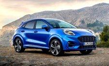 Ford Puma přijíždí na český trh