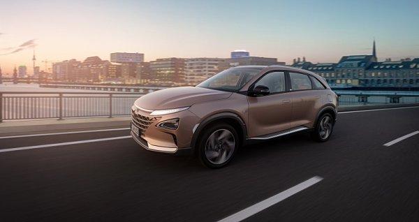Hyundai rozjel kampaň na podporu vodíku