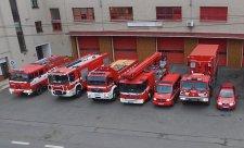 Kuriózní zásahy hasičů