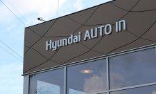Nový Hyundai v Pardubicích