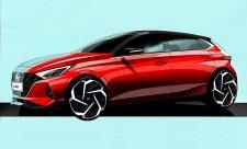 První ukázka zcela nového Hyundaie i20