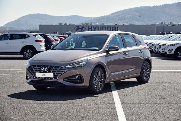 V Nošovicích rozjedou v pondělí výrobu nového Hyundaie i30
