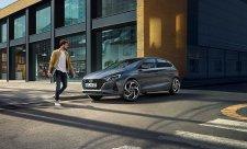 Hyundai i20 začíná na 279 900 Kč