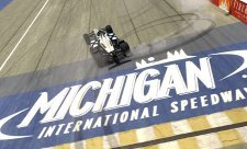 První oválový e-závod IndyCar ovládl Pagenaud