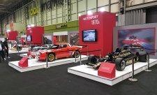 Začíná jubilejní výstava Autosport International