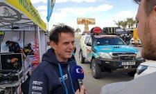 Fejfar se chystá na příští Rallye Dakar