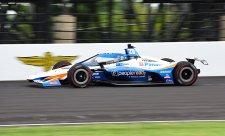 Odložený svátek motorsportu v Indianapolisu začíná
