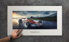 Automobilist se stal partnerem formule 1