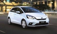 Honda představí hybridní Jazz s technologií e:HEV