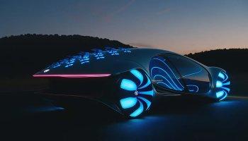 Surrealismus automobilové budoucnosti