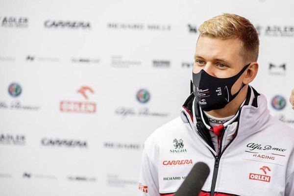 Pro Schumachera nebyl pátek promarněný