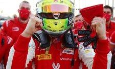 Schumacher by se po vydařeném závodě cítil lépe