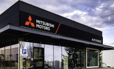 Nová vizuální identita Mitsubishi