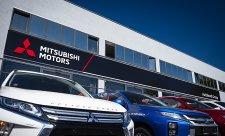 Dealerství Mitsubishi v novém kabátě