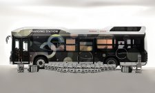Autobus jako zásobárna energie
