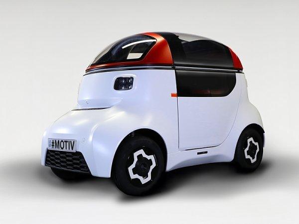 Motiv jako ukázka budoucí mobility