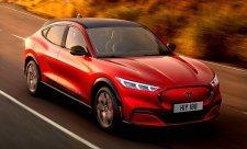Ford v Evropě uvede nový Mustang Mach-E