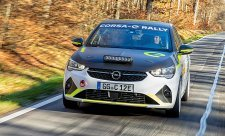 Opel e-Rally Cup má za sebou generálku
