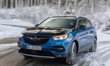 Zahájen příjem objednávek na Opel Grandland X Hybrid4