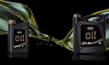 Kia prodává vlastní motorové oleje