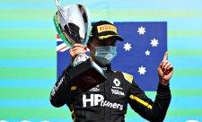 Šampion FIA F3 Piastri povýší