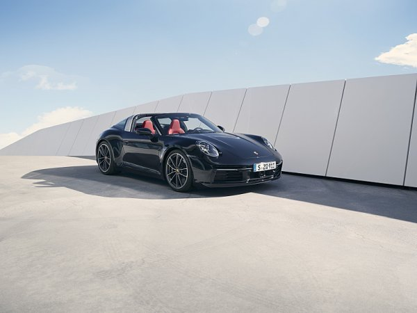 Porsche pro horké letní dny