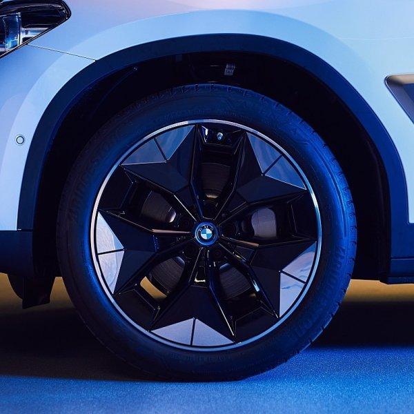 Vylepšená kola BMW Aerodynamic Wheel