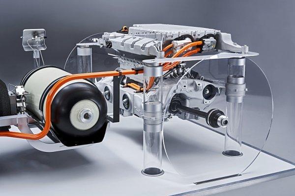 Vodíkové BMW vyjede již za dva roky