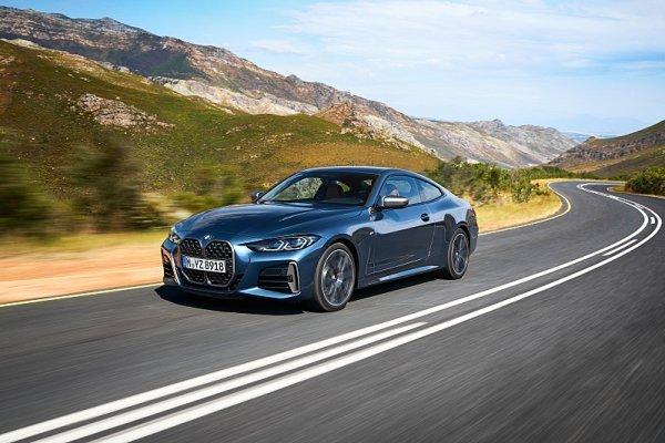 Čtyřkové kupé BMW s posíleným sportovním duchem
