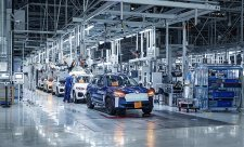 BMW iX3 splnil homologační testy