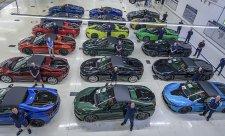 Výroba BMW i8 se definitivně uzavřela
