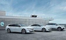 Peugeot rozšiřuje elektrifikovanou nabídku