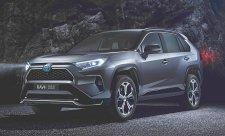 Nová Toyota RAV4 Plug-in Hybrid