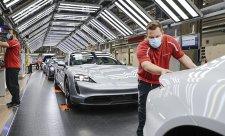 Porsche se rozjede v pondělí